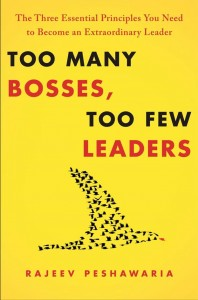 Too Many Bosses, Too Few Leaders Cover