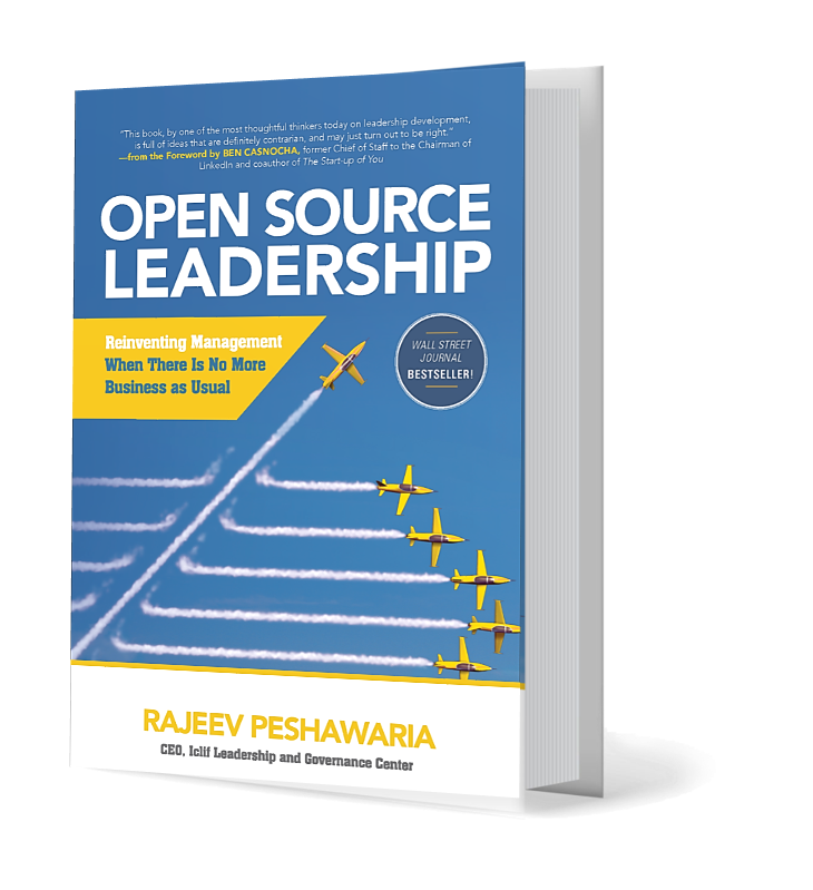 Open Source Leaderhship